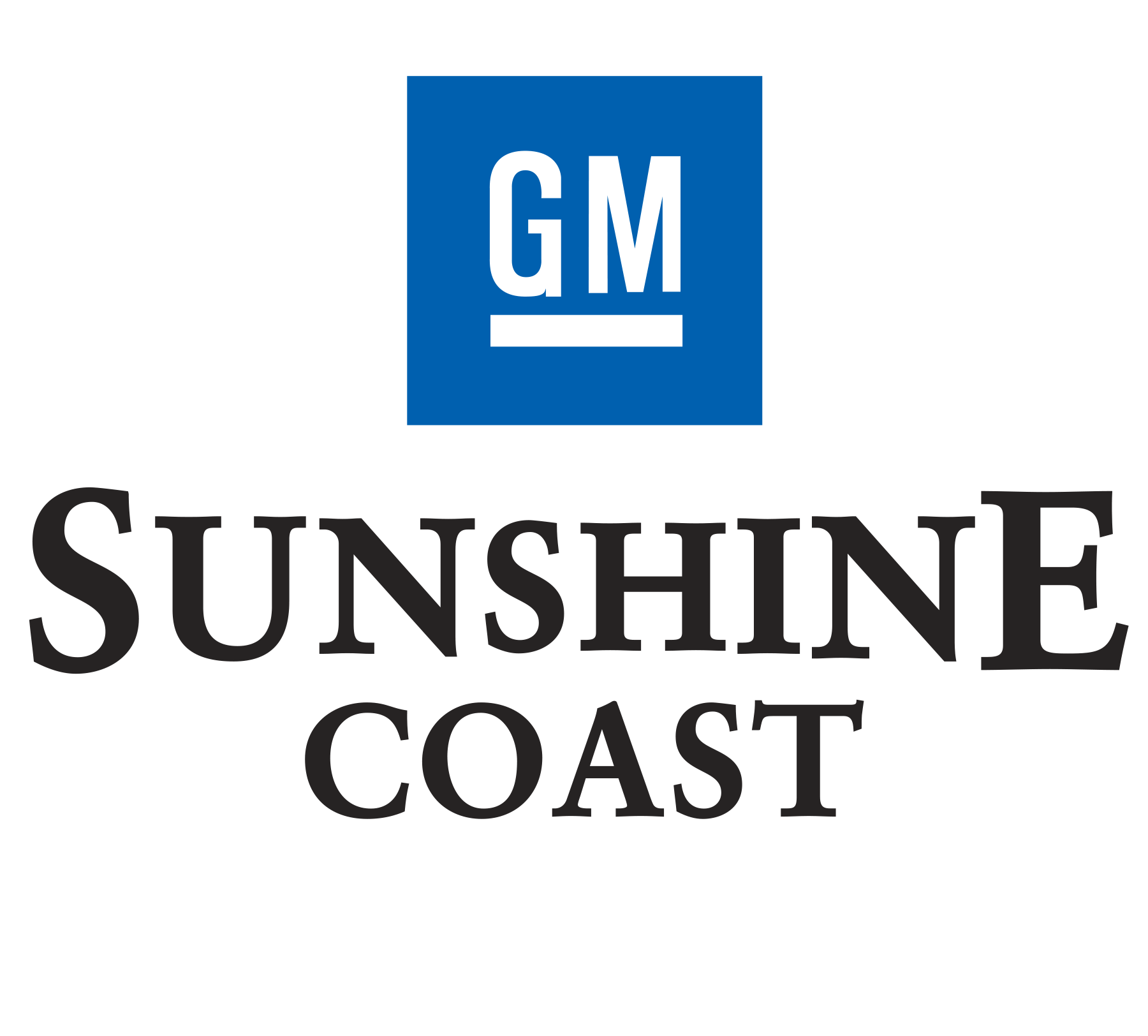 Sunshine Coast Chevrolet Buick GMC Logo