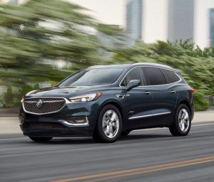 2020 Buick ENCLAVE special offers Sunshine Coast GM